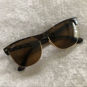 Ray Ban Clubmaster Oversized